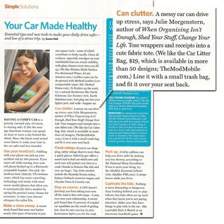 Health magazine May 2010
