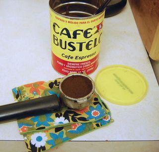 Espresso cans