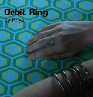 Kriya orbit ring